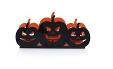 YANKEE CANDLE ALL HALLOWS EVE MULTI TEA LIGHT CANDLE HOLDER NEW IN BROWN BOX