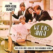 We Dig Anita Oohs & AAHS of The Nashville Sound 5013929331037 Kerr CD