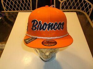 Denver Broncos NFL New Era 59fifty Established 1960 Fitted hat 7 1/4