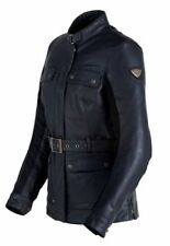 Women's Leather Summer Adjustable Fit Motorcycle Jackets