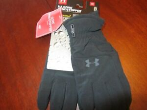 Under Armour Storm Gore Windstopper Waterproof Gloves Mens Medium NWT $50