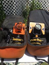 Two Seco Surveying Kit