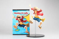 One Piece Monkey·D·Luffy Running Action Figures PVC Collection Toys New in Box