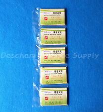 Precision PH Indicator,PH 5.4-7.0 Test Indicator Paper Litmus Strips,5 Bag/Lot