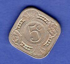 """5 Cent 1951 Niederlande """"Tulpe"""" in ss/vz."""