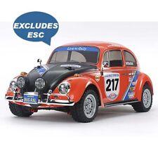 TAMIYA RC 58650 Volkswagen Beetle Rally - MF-01X 1:10 - NO ESC