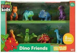Little My kids...Dinosaur Friends Figures Toy