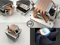 4 Heat Pipe CPU FAN COOLER INTEL LGA 2011 1366 1150 1151 1155 1156 Heatsink 4pin