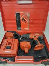 Hilti Sfh 181 A Cordless Drill With Carrying Case