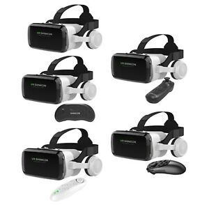 3D Brille Virtual Reality Brille Mobile Spiele für iPhone Android Phone