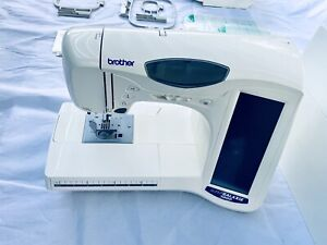 Computerized Sewing Embroidery Machine Brother Super Galaxie 3000 Touch Screen