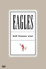 EAGLES 'HELL FREEZES OVER' DVD NEW! !!!