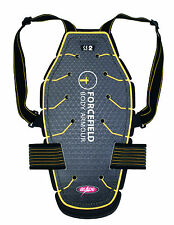 Forcefield Body Armour Blade L2 Back Protector Motorcycle Bike Race TRACKDAY S