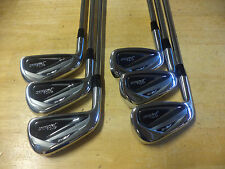 LH TITLEIST AP2 716 Forged 5-PW IRONS IRON Set AP 2 Left Hand Rifle Lite 5.5