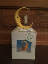 Silvestri Charming Tails Dean Griff Reach For The Stars Figurine with Box
