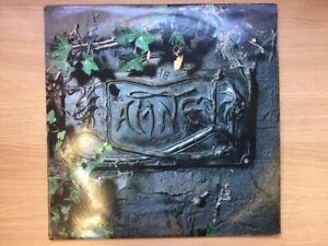 LP  THE DAMNED - THE BLACK ALBUM  UK CHISWICK                              ELP72