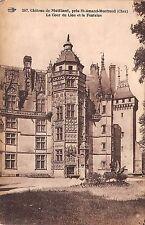 BF6284 chateau de meillant pres st amand montrond cher france      France