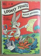 Looney Tunes #111 (1951) VG 4.0....Bugs Bunny/Tweety/Daffy/Mary Jane & Sniffles