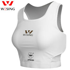 Wesing Karate female Chest competiton Chest Protector WKF Approved
