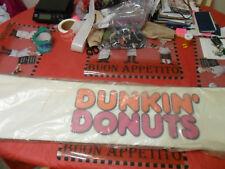 DUNKIN DONUTS DUKNKACCINO SNOWBOARD LOT OF 1  FREE SHIPPING lot 0 1 0  29400
