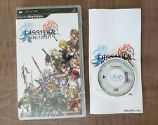 Dissidia Final Fantasy (Sony PSP, 2009) Complete Tested