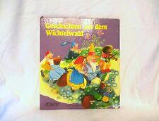 Geschichten aus dem Wichtelwald - Delphin Verlag 1976 Altes Kinderbuch