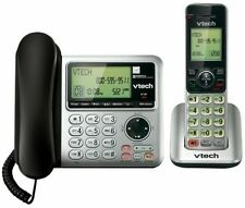 Expandable Corded/Cordless Phone + Answering System + Caller ID/Call Waiting