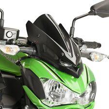 Mini-Scheibe Puig Sport Kawasaki Z 900 2017 carbon-look Naked Bike