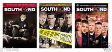 Southland Complete Series ~ Season 1-5 (1 2 3 4 & 5) ~ BRAND NEW 10-DISC DVD SET