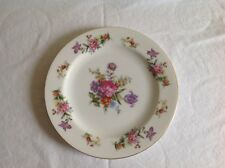 """Celebrate """"Dresden"""" Registered USA Made by Sango Japan 75/8"""" dia. with Flowers"""
