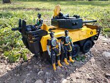Custom Hasbro Gi Joe Cobra B.A.T. Light Armor Support Tank Free Shipping!