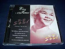 R&B Soul:  Etta James (CD 2006) 10 Great Songs LN Condition Tell Mama FREE SHIP