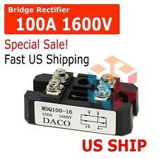 Kafuty 2Pcs Rectificadores de Puente SQL50A AC a DC Diodo trif/ásico 50A 1200V Adaptador de Repuesto de diodo rectificador de Puente de Aluminio