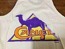 Vintage Joe Camel Tank Top Shirt X Large RJRTC Cigarettes 1995