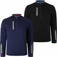 CALLAWAY GOLF MENS THERMAL POLYFILL 1/4 ZIP WIND RESISTANT GOLF PULLOVER 55% OFF