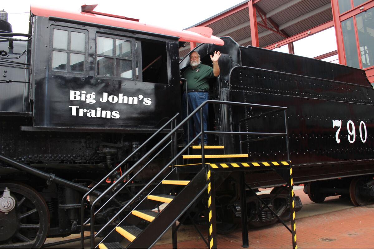 Big Johns Train & Town
