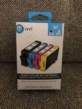 564XL Black & Color Ink Cartridges