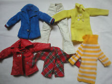Vintage Factory Clothes Fit Pedigree Sindy and Tressy LOT 2