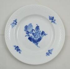 Royal Copenhagen Blaue Blume Blue flower braided - Gebäckteller 17,5cm -