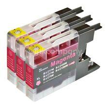 3 magenta LC1280 XL für Brother MFC-J5910DW MFC-J6510DW MFC-J6710DW MFC-J6910DW