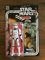 Star Wars Black Series Imperial Stormtrooper 40th Anniversary Figure - Resealed