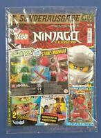 Lego Sonderausgabe Ninjago Legacy  Nr.6 LLOYD vs. STONE WARRIOR  Neu + OVP