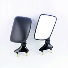 2XBlack Reaview Mirror YAMAHA FZR250/400 TZM150 TZR250 3XV Rear View Side Mirror