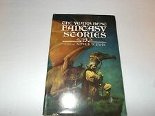 The Years Best Fantasy Stories by Tanith Lee, Nancy Kress HC used SFBC edition