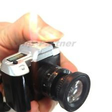 Refillable Camera Lighter with LED for Gift/Collection (Random Color)  2017