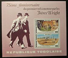 Timbre TOGO Stamp - Yvert et Tellier Bloc n°114 n** (Y5)
