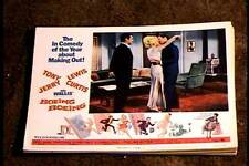 BOEING BOEING 1965 LOBBY CARD #2 JERRY LEWIS TONY CURTIS