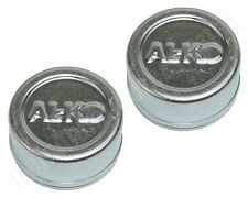 2x AL-KO Fettkappe Staubkappe Nabenkappe 55,5mm für Pkw Anhänger - ALKO 581197