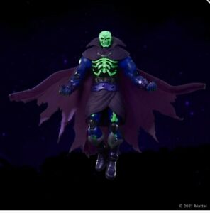 Mattel Exclusive MOTU Masterverse Revelation Scare Glow Action Figure Confirmed