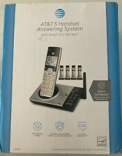 AT&T CL82507 5 Handset Answering System with Smart Call Block